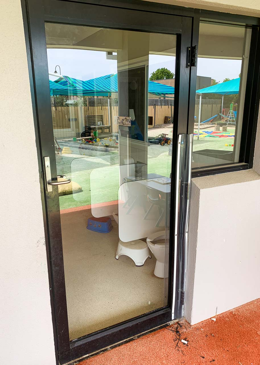 Shop Front Flash Glass and Glazing Rowville
